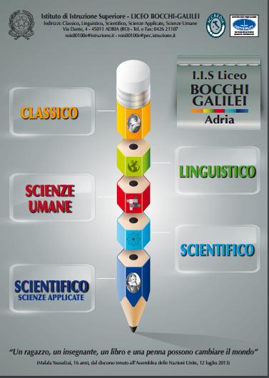 """Il Liceo """"Bocchi-Galilei"""" si presenta al pubblico fino a Sabato 4 Febbraio"""