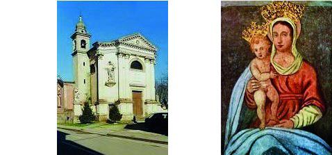 Le origini dell'Oratorio della Madonna della Salute.