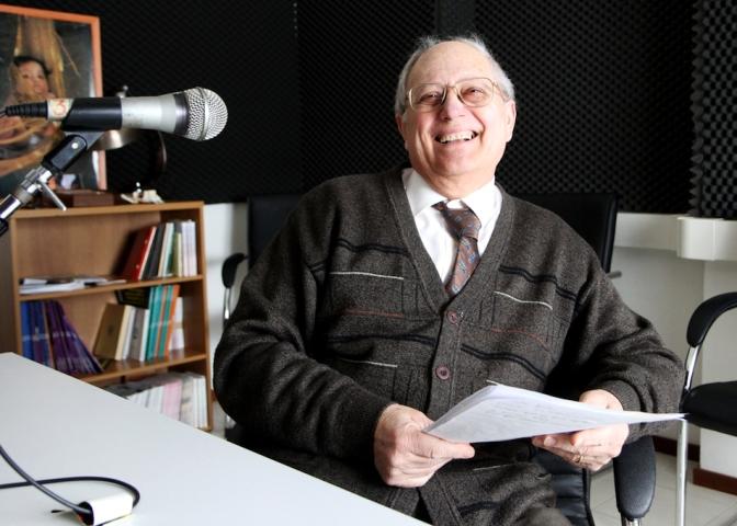"""Collaboratore intelligente e generoso de """"la Settimana"""" e di """"Radio Kolbe"""". Enzo Costa è nella luce di Dio."""