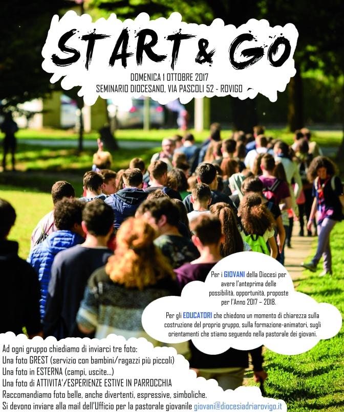 """""""Start & Go"""" il 1° ottobre  Tanti progetti ed iniziative per la nuova commissione"""