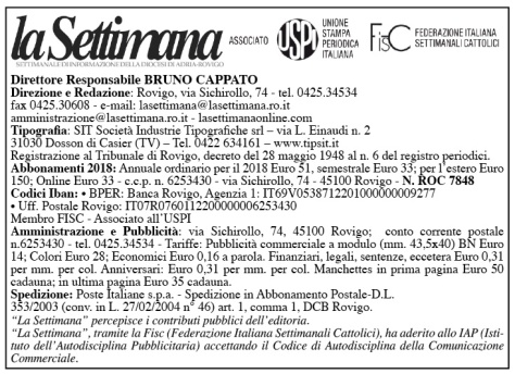 Firme giornale