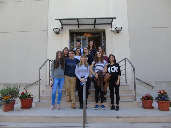 Liceo Celio-Roccati per la comunicazione del Festival Biblico