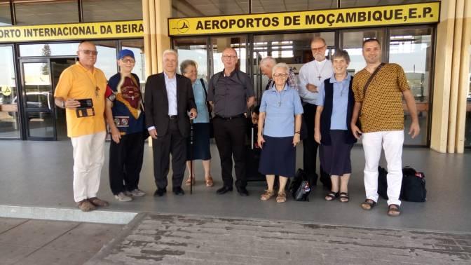 Il Vescovo in Mozambico a trovare la missione diocesana