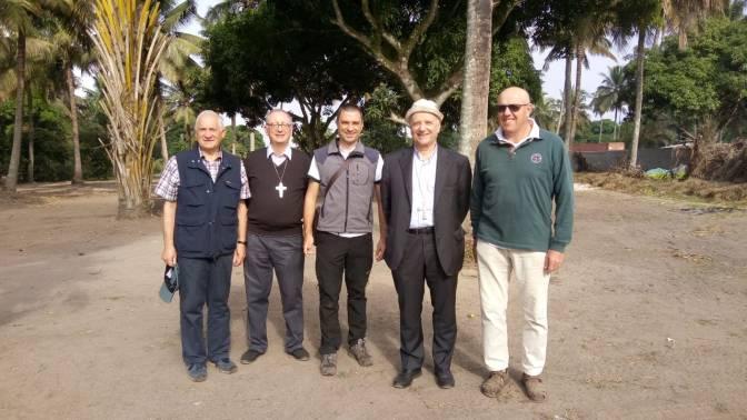 Il Vescovo Pierantonio racconta la sua esperienza in Mozambico