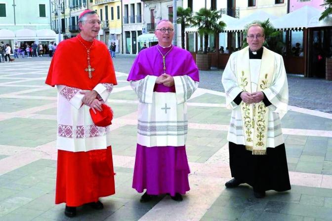 Il Patriarca di Venezia ad Adria per la B.V. Maria del Rosario