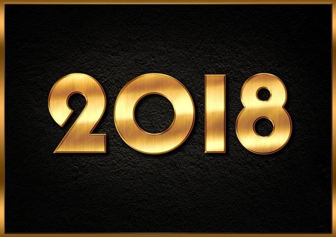 Gli eventi che hanno caratterizzato questo 2018