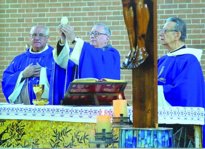 50 anni della Chiesa di San PioX. Grande festa in Parrocchia